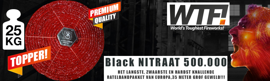 Black Nitraat