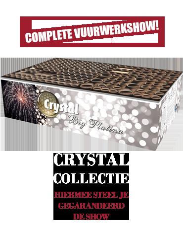 Big Platina Crystal - Grootvuurwerk.nl