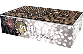Cakes Big Platina Crystal
