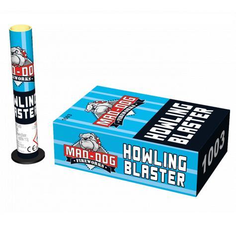 Howling Blaster - Mortieren