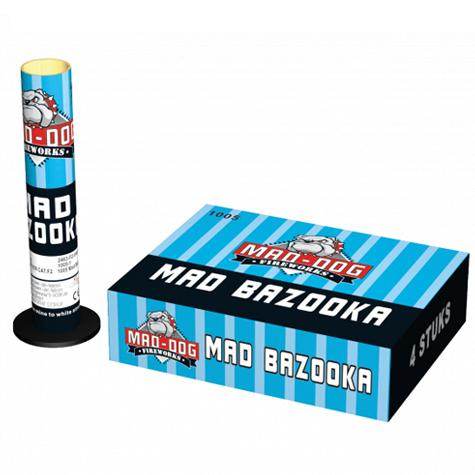 Mad Bazooka - Mortieren
