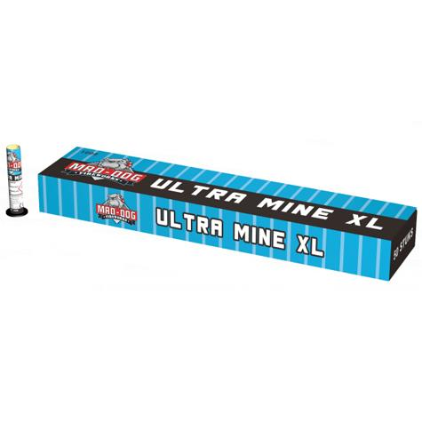 Ultra Mine XL - Mortieren