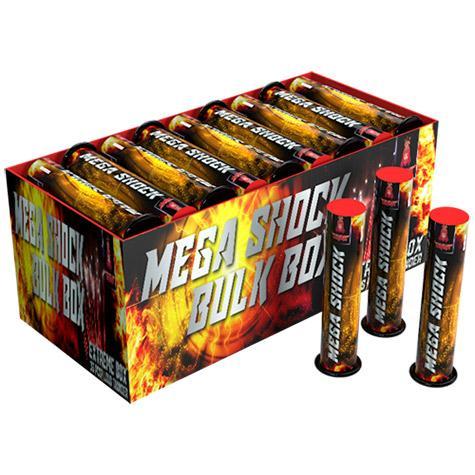 MEGA SHOCK BULK BOX - Mortieren