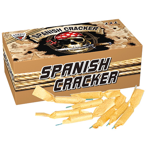 Spanish cracker - Knalvuurwerk