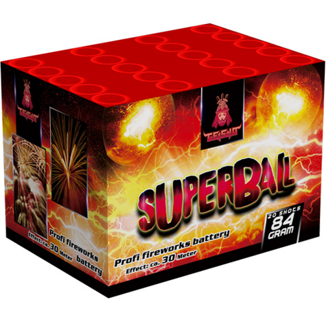 Superball - Cakes