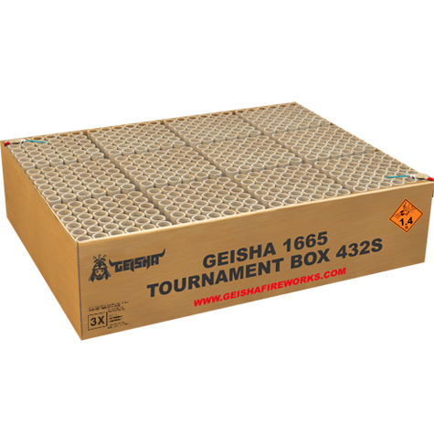 Tournament Box - Cakeboxen