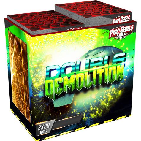 Double Demolition - Cakes