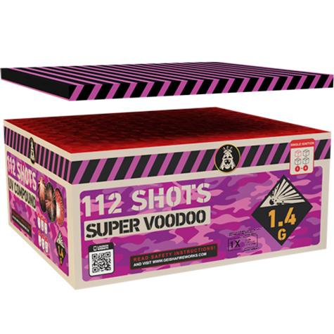 Super Voodoo Box - Cakeboxen