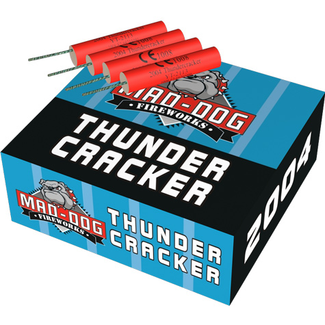 Thunder Cracker - Knalvuurwerk