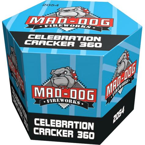 Celebration Cracker 360 - Knalvuurwerk