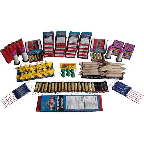 Mega Knalpakket - Pakketten
