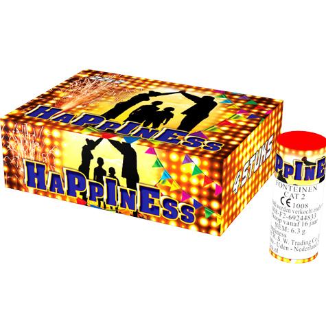 Happiness - Grondvuurwerk