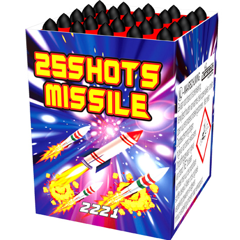 Missile 25 - Cakes