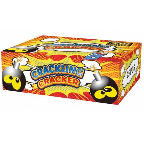 Crackling Cracker - Kindervuurwerk