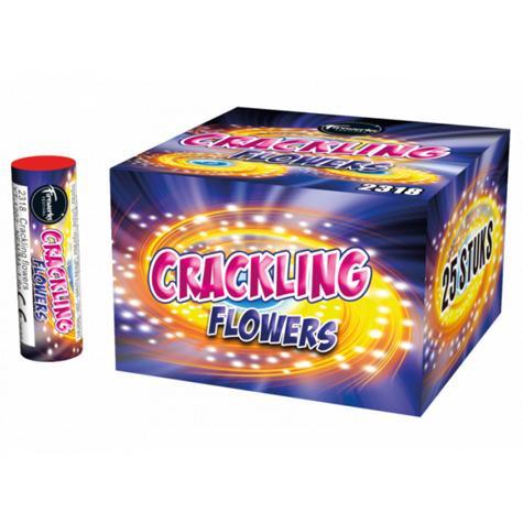 Crackling Flowers - Grondvuurwerk
