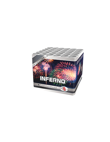Inferno - Cakes