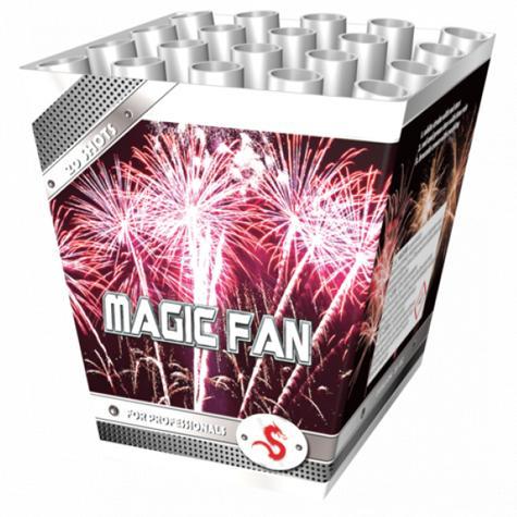 Magic Fan - Cakes