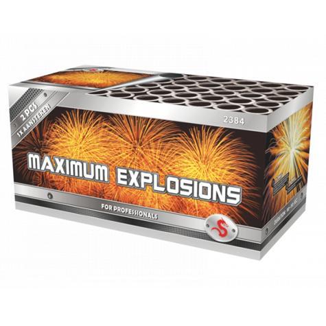 Maximum Explosions - Cakes
