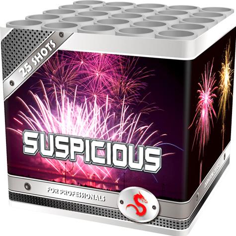 Suspicious - Cakes