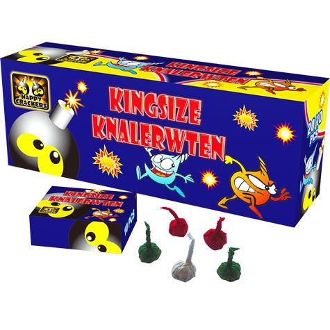 Kingsize Knalerwten - Kindervuurwerk