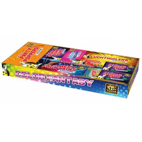 Color Fantasy - Pakketten