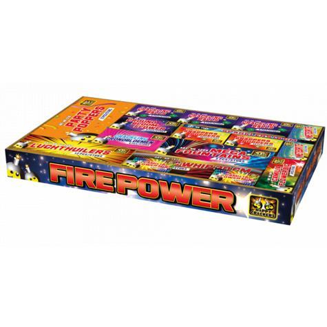 Fire Power - Pakketten