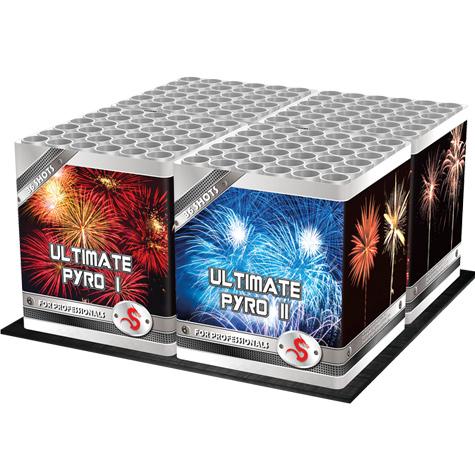 Ultimate Pyro - Cakeboxen