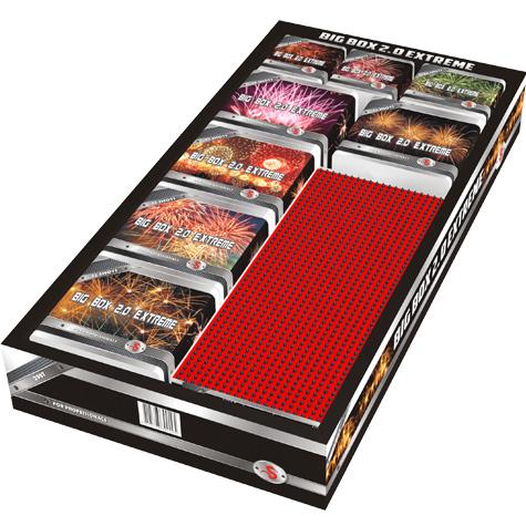 Big box 2.0 Extreme - Pakketten