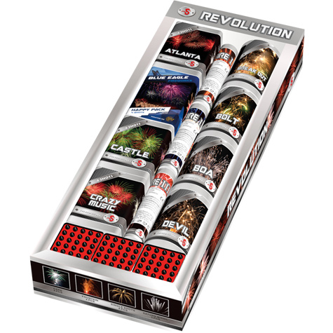 Revolution - Pakketten