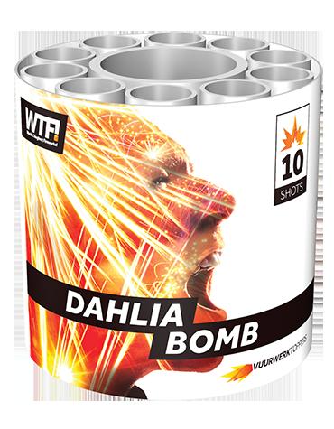 Cakes Dahlia Bomb