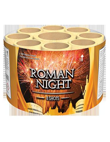 Roman Night - Grootvuurwerk.nl