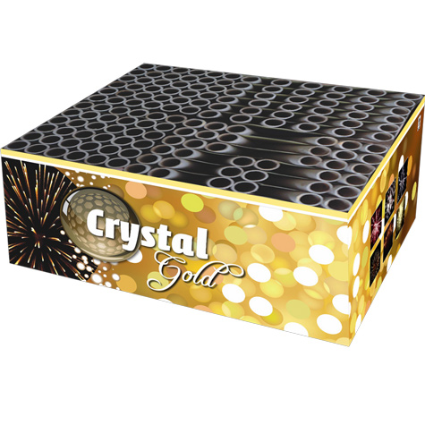 Big Gold Crystal - Cakeboxen