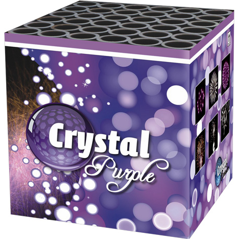 Purple Crystal - Cakes