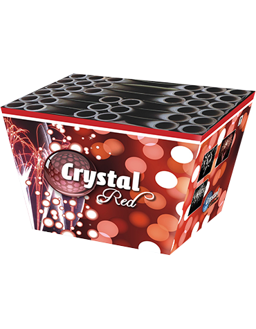 Cakes Red Crystal