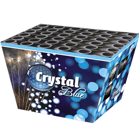 Blue Crystal - Cakes