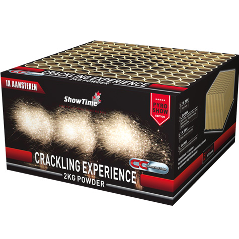 Crackling Experience - Cakeboxen