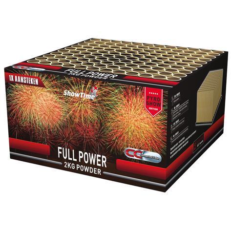 Full Power - Cakeboxen