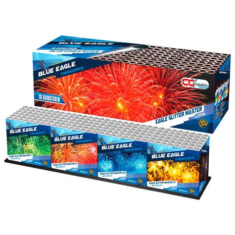 Eagle Glitter - Cakeboxen