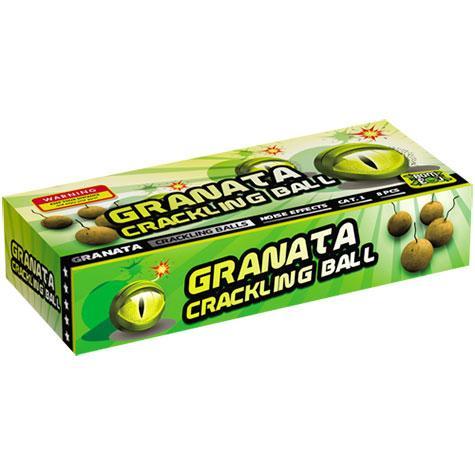 GRANATA CRACKLING PAPER BALL - Kindervuurwerk