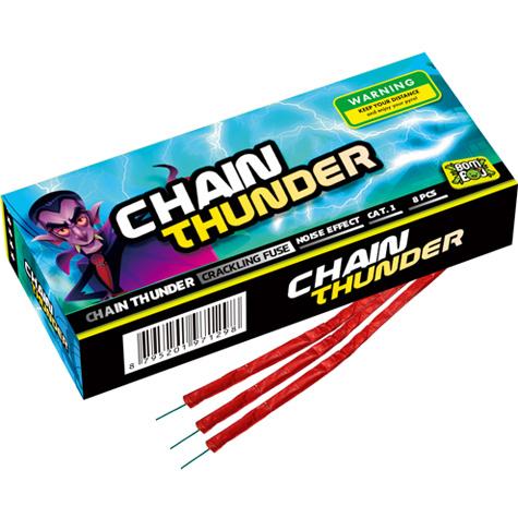 Chainthunder - Grondvuurwerk