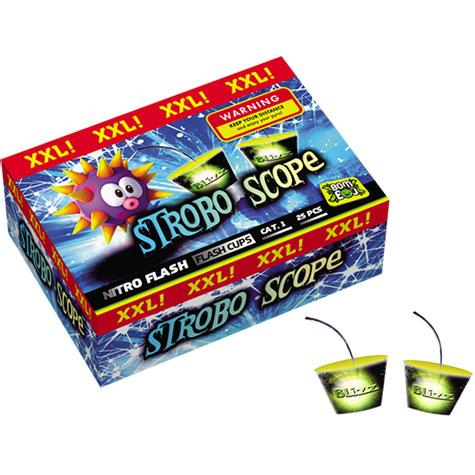 STROBOSCOPE - Kindervuurwerk
