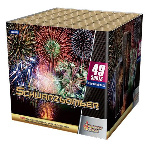 Schwarzbomber - Cakes