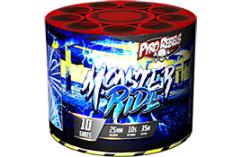 Cakes Monster Ride