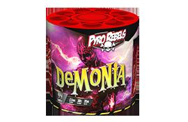 Pyrorebels Demonia