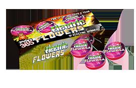 Grondvuurwerk Electric Flowers