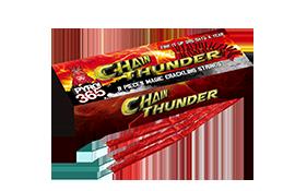 Knalvuurwerk Chain Thunder
