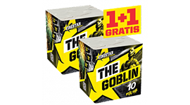 Geisha THE GOBLIN 1+1 GRATIS