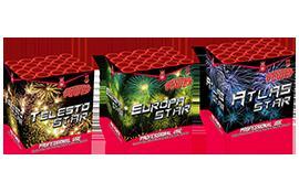 Nieuwe artikelen Mega 3 - Star Assorted