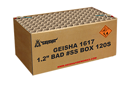 Geisha 1.2 BAD #SS BOX