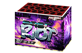 Pyrorebels Fast Riot